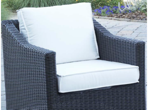 Outdoor Wicker Swivel Chair - Portofino