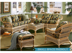 Palm Bay Rattan Furniture Collection