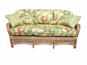 Palm Bay Rattan Sofa