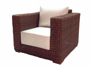 Patio Wicker Chair - Santa Barbara