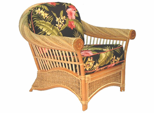 Rattan Chair - Kona