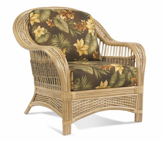 Rattan Chair - Tropical Breeze