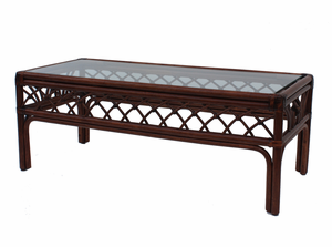 Rattan Coffee Table - Naples