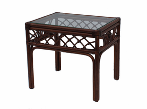 Rattan End Table - Naples