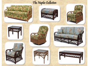 Rattan Furniture | Naples Collection