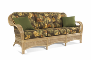 Rattan Sofa: Tropical Breeze Collection