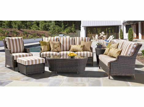 Richmond Outdoor Wicker Collection