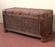 Savannah Small Wicker Trunk
