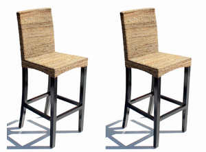 Seagrass Barstools
