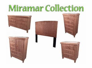 Seagrass Bedroom - Miramar Collection