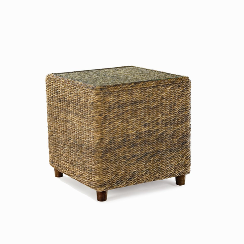Seagrass End Table Tangiers Wicker Paradise