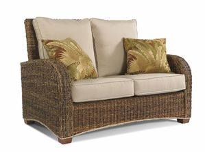 Seagrass Loveseat-St. Kitts Collection