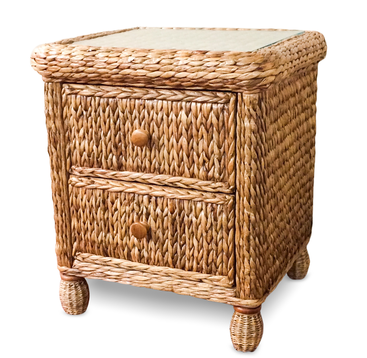 Seagrass Nightstand On Sale Miramar