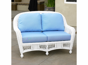 St. Lucia/Montego Loveseat Replacement Cushions