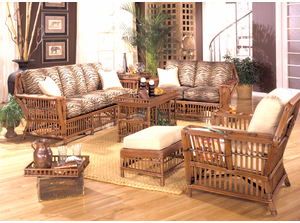The Lodge Rattan Collection