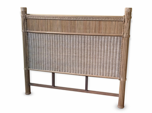 The Manor Wicker Queen Headboard