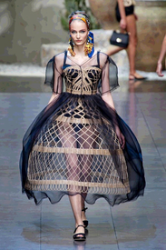 Wicker Dress
