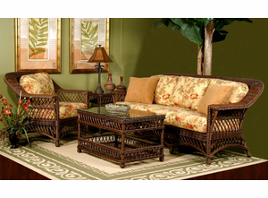 Wicker Furniture Set of 4 -The Vineyard