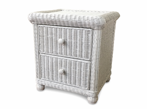 Wicker Nightstands