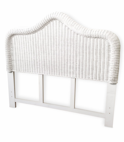 Wicker Queen Headboard - Elana