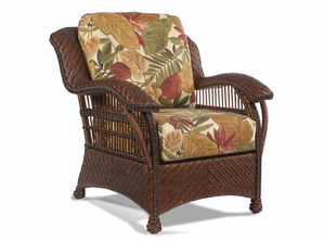 Wicker Rattan Chair - Casablanca
