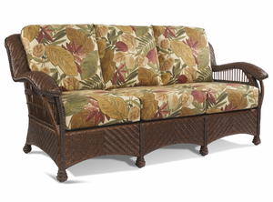 Wicker Rattan Sofa - Casablanca