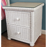 Wicker Tables & Nightstands