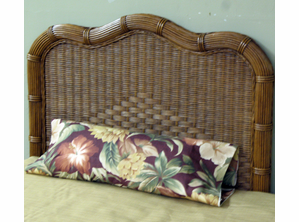Wicker Twin Headboard - Savannah