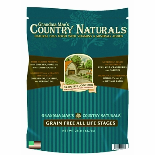 Country Pet Naturals Dog Food Reviews