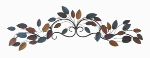"""10""""H Metal Wall Decor in Strong and Durable Construction Brand Woodland"""