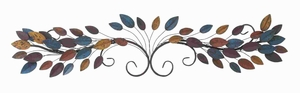 "11""H Metal Wall Decor in Distinctive Contemporary Design Brand Woodland"