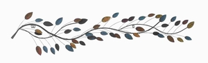 """12""""H Metal Wall Decor in Modern Design and Exquisite Style Brand Woodland"""