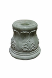 "12"" Roman Column Gazing Globe Stand (Globe not included) by Alpine Corp"