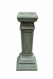 "16"" Roman Column Gazing Globe Stand (Globe not included) by Alpine Corp"