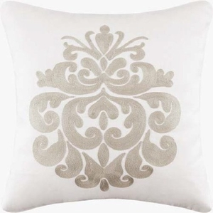 "18"" X 18"" Chain-Stich-Pillow,Providence Brand C&F"