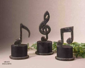 19280 Music Notes S/3: The Concept Makes It Unique Brand Uttermost