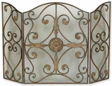 20536 Jerrica Fireplace Screen: Simply The Best Impressive Brand Uttermost