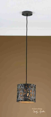 21835 Alita Mini Metal Hanging Shade: Low Cost, Elegant Looking Gift Brand Uttermost