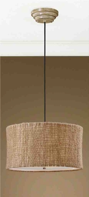 21935 Burleson 3 Lt Hanging Shade: Popular As A Gift Item Also Brand Uttermost