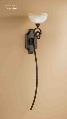 22431 Legato Wall Torchier: Upgrade The Lighting In Style Brand Uttermost