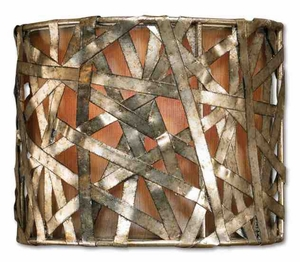 22464 Alita Champagne 1 Lt Wall Sconce: Excellent Decor To Small Spaces Brand Uttermost