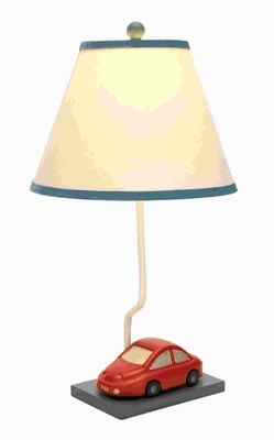 "23""H Metal Table Lamp Perfect Lightning Choice for Kid's Bedroom Brand Woodland"