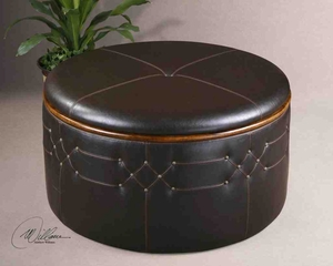 23008 Brunner Storage Ottoman: Designed For Ultimate Comfort Brand Uttermost