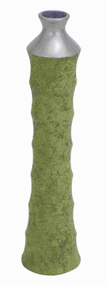 """24""""H Ceramic Md Tall Vase in Symbolizes Ethnic Style and Durable Brand Woodland"""