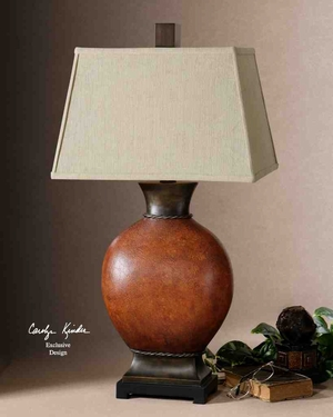 26517 Suri Table Lamp: Still A New Concept For Many Brand Uttermost
