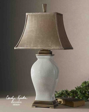 26737 Rory Ivory Table Lamp: New Concept Of Brightening Brand Uttermost
