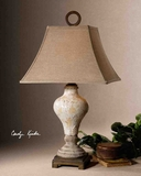 26785 Fobello Table Lamp: Feminine Post Structure Makes It Elegant Brand Uttermost