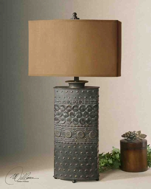 27630-1 Shakia Table Lamp: Low Budget Gift Item Also Brand Uttermost