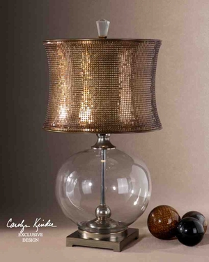 27989-1 Marcel Copper Table Lamp: Impresses Everyone Brand Uttermost