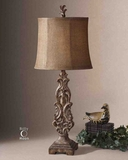 29156-1 Gia Buffet Lamp: Create Special Illumination Effects Brand Uttermost